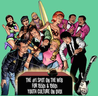 VIDEOBEAT - 1950s, 1960s & 1970s Youth Culture on DVD!