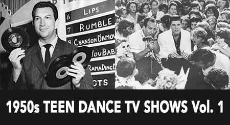 MILT GRANT SHOW DVD 1957 + ART LABOE SHOW DVD 1958