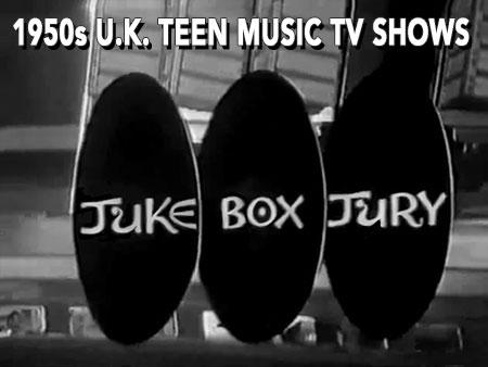 OH BOY! 1959 + JUKE BOX JURY 1960 - UK TV on DVD