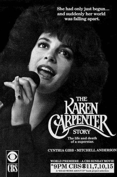karen carpenter story dvd tv movie 1989 the carpenters