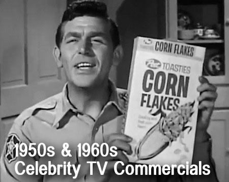 1960年代のコマーシャル