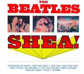 Beatles At Shea Stadium Dvd 1965 Plus Beatles In Japan 1966