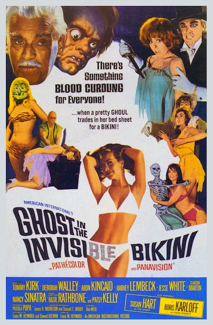 Invisible bikini girls #3