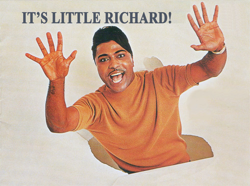 Little Richard The Wild Frantic Little Richard