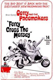 Ferry Cross the Mersey Movie Poster - Gerry and the Pacemakers