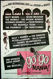 Go Go Mania Movie Poster