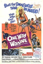 One Way Wahine Movie Poster