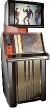 Scopitone Machine