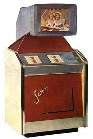 Scopitone Machine