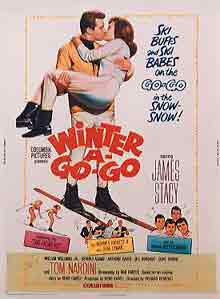 Winter A-Go Go Movie Poster