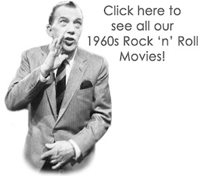 1960s ROCK and ROLL MOVIES on DVD! - 60s Rock Music Videos