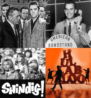 50s & 60s ROCK and ROLL TV SHOWS on DVD