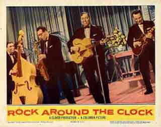 Rock Around The Clock Lobby Card
